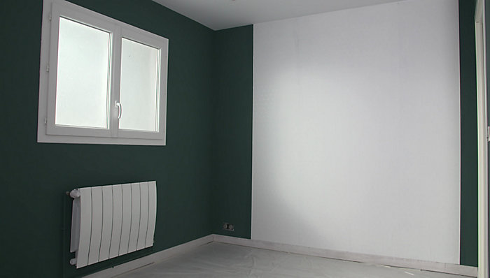 comment poser du papier peint intiss castorama. Black Bedroom Furniture Sets. Home Design Ideas