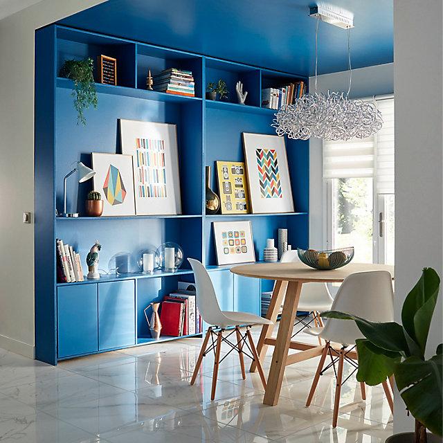 Bleu Audacieux Castorama