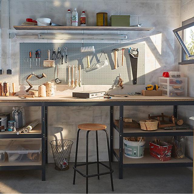 Rangement Atelier Castorama Venus Et Judes