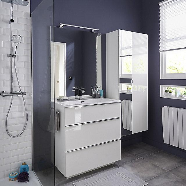 Meubles de salle de bains Pamili | Castorama