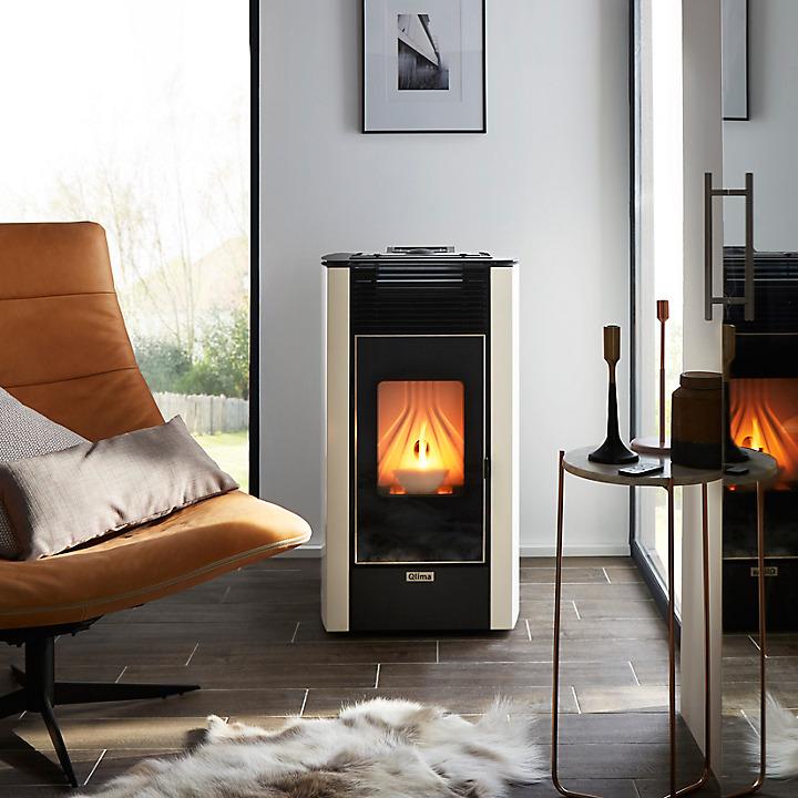 finest pole granuls la chaleur matrise with poele granuls castorama. Black Bedroom Furniture Sets. Home Design Ideas