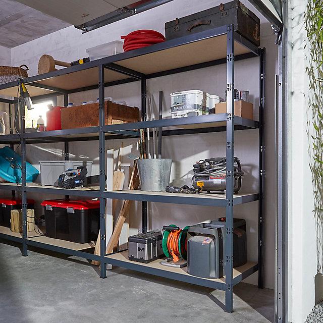 Un Garage Bien Pense Castorama