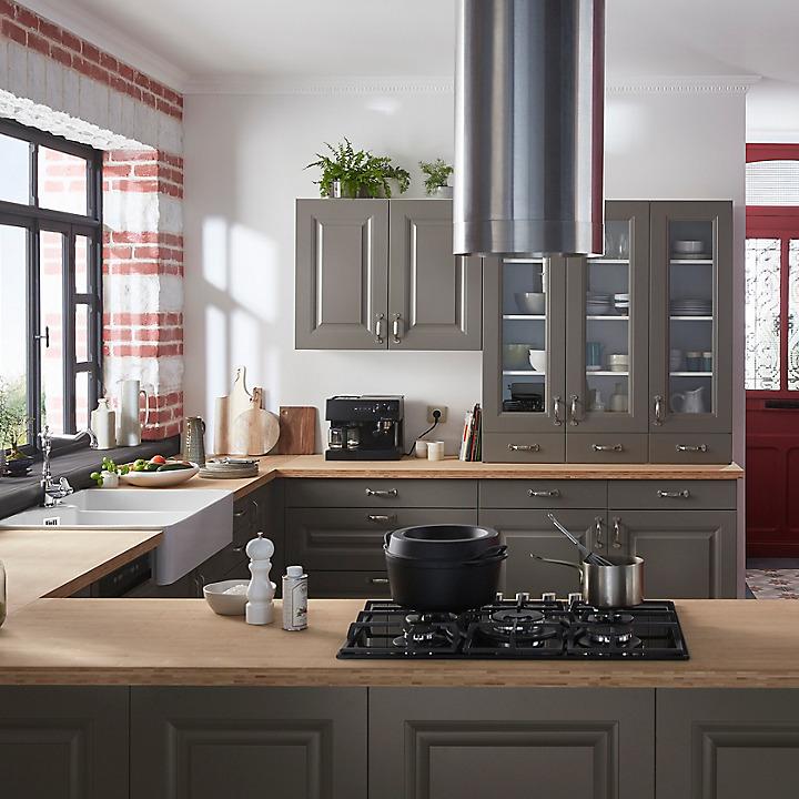 Les meubles de cuisine cooke lewis candide castorama - Meubles de cuisine castorama ...