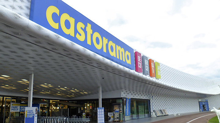 magasin castorama angers