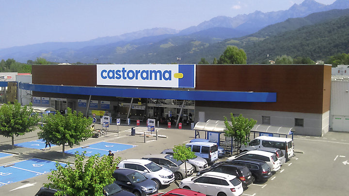 magasin castorama Grenoble