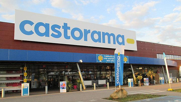 Magasin castorama metz castorama for Adresse castorama
