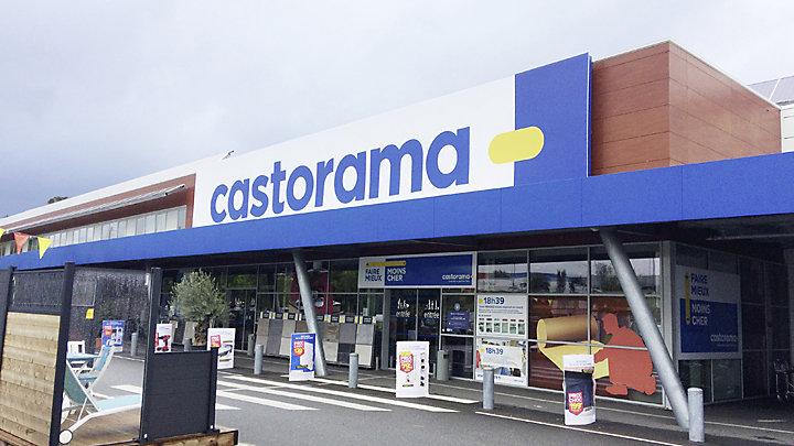Magasin castorama quimper castorama for Adresse castorama