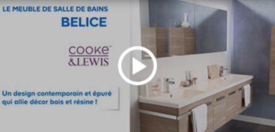 meuble salle de bain belice