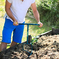 Aérateur de compost Leborgne Aerocompost Naturovert