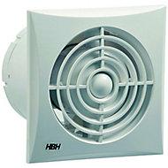 Aérateur silencieux Silence hygrostat ø125 mm