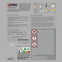 Aérosol antirouille galvanisante tous métaux satin 400ml