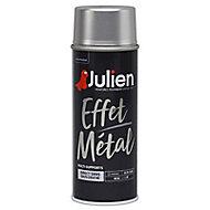 Aérosol multi-supports effet métal argent 400ml