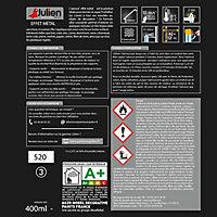 Aérosol multi-supports effet métal cuivre 400ml