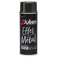 Aérosol multi-supports effet métal noir 400ml