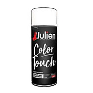 Aérosol multi-supports Julien Color Touch blanc neige brillant 400ml
