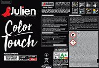 Aérosol multi-supports Julien Color Touch bleu radieux brillant 400ml