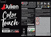 Aérosol multi-supports Julien Color Touch jaune signal brillant 400ml