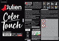 Aérosol multi-supports Julien Color Touch rouge feu brillant 400ml