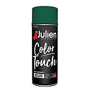 Aérosol multi-supports Julien Color Touch vert basque brillant 400ml
