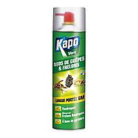 Aérosol nid de guêpe et frelon Kapo vert 500ml