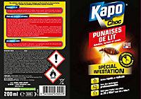 Aérosol punaise de lit Kapo 200ml