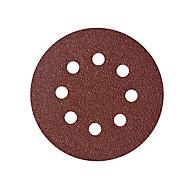 Abrasif pour ponceuse excentrique Universal ø 125 mm, assortiment - 10 pièces