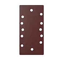 Abrasif pour ponceuse vibrante Universal 1/3 185 x 93 mm, Grain 180 - 5 pièces