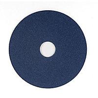Abrasif zirco Ø115 mm Mac Allister - Grain 80, 3 pièces