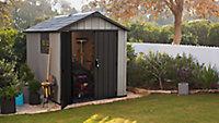 Abri de jardin résine Keter Oakland 759, 6,57 m² ép.20 mm