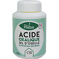 Acide Oxalique Phebus 400g