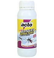 Acto moustiques liquide concentré larves et adultes, 500ml