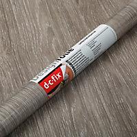 Adhésif décoratif d-c-fix® bois chêne Sheffield gris 2.10m x 0.90m