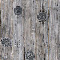 Adhésif décoratif d-c-fix® bois Paternoster 2m x 0.45m
