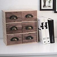 Adhésif décoratif d-c-fix® bois rustique 2m x 0.45m