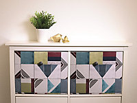 Adhésif décoratif d-c-fix® déco Trendyline Kopago 1.5m x 0.675m