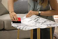 Adhésif décoratif d-c-fix® marbre Marmi blanc 2m x 0.45m