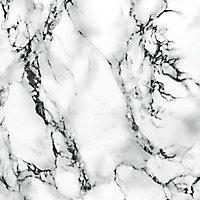 Adhésif décoratif d-c-fix® marbre Marmi blanc 2m x 0.675m