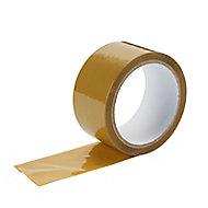 Adhésif d'emballage marron 50mm x 50m