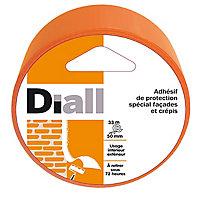 Adhésif protection PVC toutes peintures crépis-façades