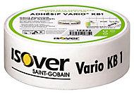 Adhesif d'étanchéité pour membrane Isover Vario KB1 L.40 m