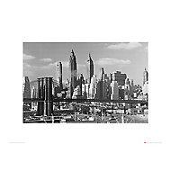 Affiche NYC 30 x 40 cm