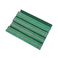 Agrafes vertes, largeur 16 mm - boîte de 1250