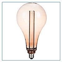 Ampoule décorative LED ballon E27 4W=20W Blanc chaud