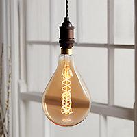 Ampoule LED Diall E27 5W=60W blanc chaud