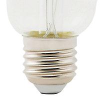 Ampoule LED Diall globe Ø 120mm E27 7W=60W blanc chaud