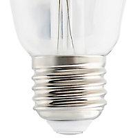Ampoule LED Diall ST64 E27 4,5W=40W blanc chaud