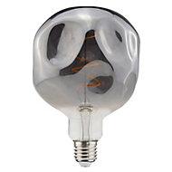 Ampoule LED à filament globe Ø 125mm E27 Blanc chaud