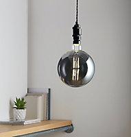 Ampoule LED à filament globe Ø 200mm E27 5,5W=28W Blanc neutre