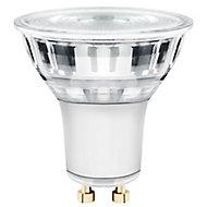 Ampoule LED GU10 spot Diall 7,5W=2700K blanc chaud