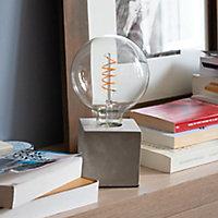 Ampoule LED mug verre ambré E27